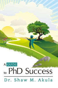 A Guide to PhD Success(POD)
